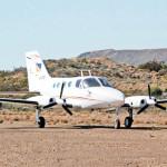 La Fiscalía de Estado advierte de la ilegalidad de usar aviones no habilitados