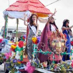 La gran concurrencia y el colorido le dieron vida al carnaval provincial 2016