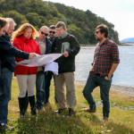 Impulsan en Tierra del Fuego un proyecto innovador de acuicultura productiva