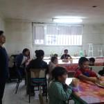 Comenzaron los talleres en el Centro CONIN Río Grande