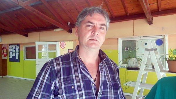 Pablo Havelka, secretario de Planeamiento y Servicios del Ministerio de Educación.