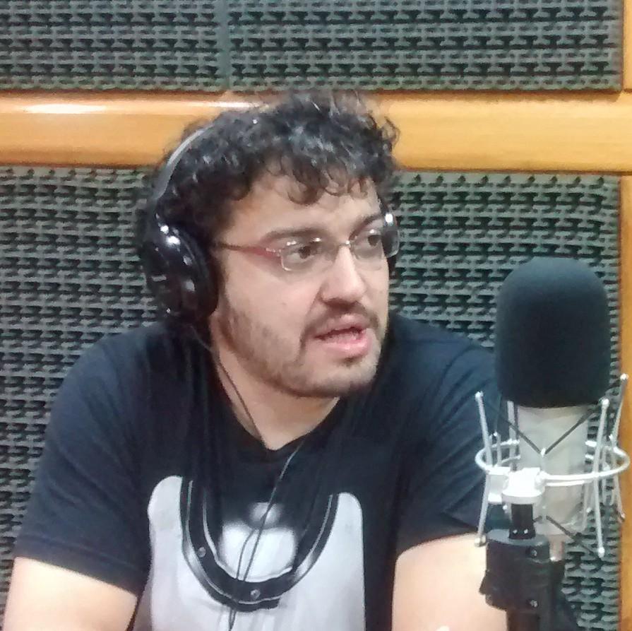 Pablo Farías, quien estará a cargo del curso de Autocad.