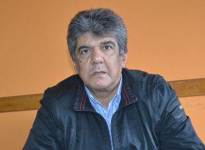 José Díaz, director de Inspección de la Dirección de Tránsito del municipio.