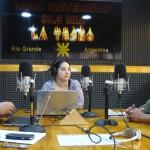 El Centro CONIN Río Grande continúa con tareas de relevamiento