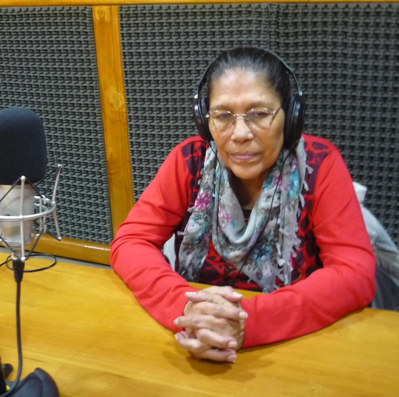 Elida Deheza, ex legisladora,  fue torturada y violada luego de su detención, estuvo presa en las cárceles de la Dictadura entre los años 1978 y 1983, acusada por un Consejo de Guerra, a causa de su militancia política en la Juventud Peronista de la ciudad de Pérez, ubicada en el Gran Rosario.