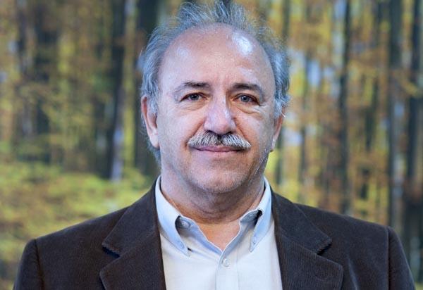 El secretario de Obras Públicas del gobierno provincial, ingeniero Mariano Pombo.