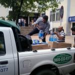 UTN MENDOZA : LAS DONACIONES RECOLECTADAS PARTIERON HACIA TUNUYÁN