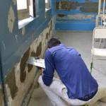 """Reparación de escuelas, demorada por la """"burocracia"""""""