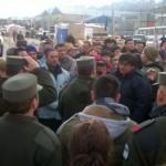 Gendarmería pidió que se libere un carril