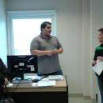 Reunión con el INADI por afectación a pensiones RUPE