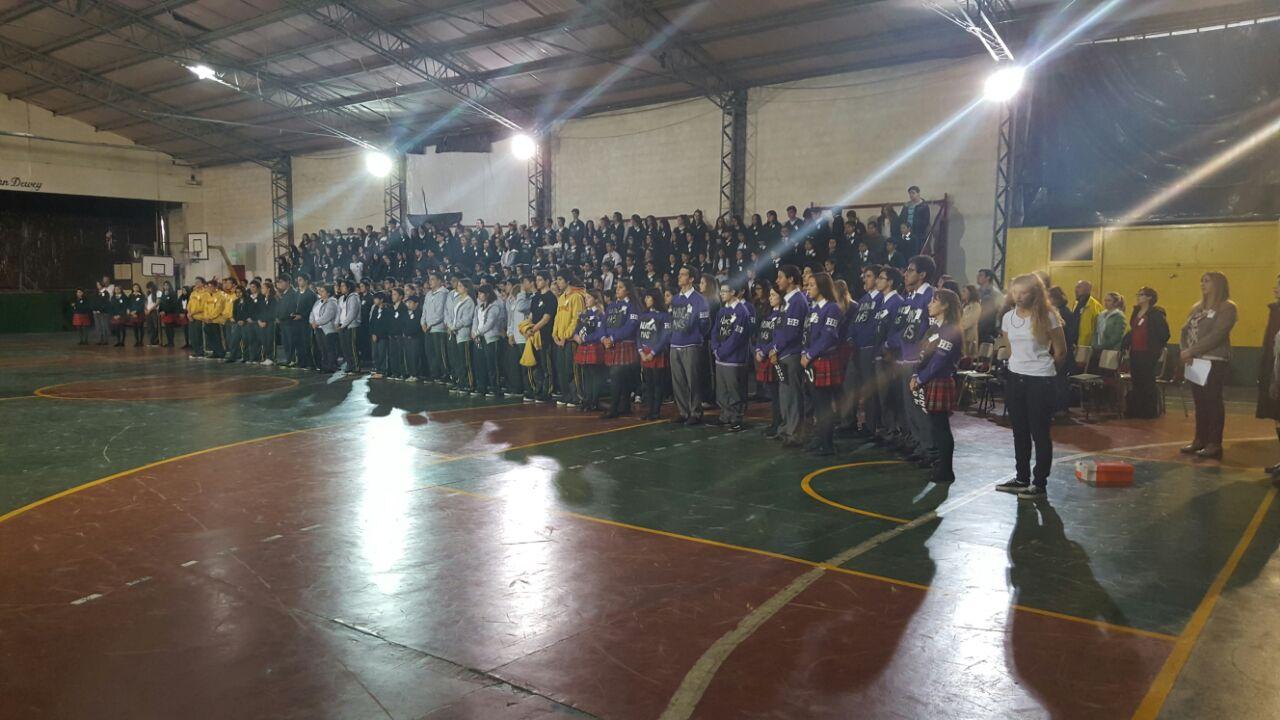 El CIERG realizó un acto por la Memoria la Verdad y la Justicia.