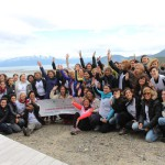 Exitosa Caminata de Mentoreo del Fin del Mundo organizada por Vital Voices