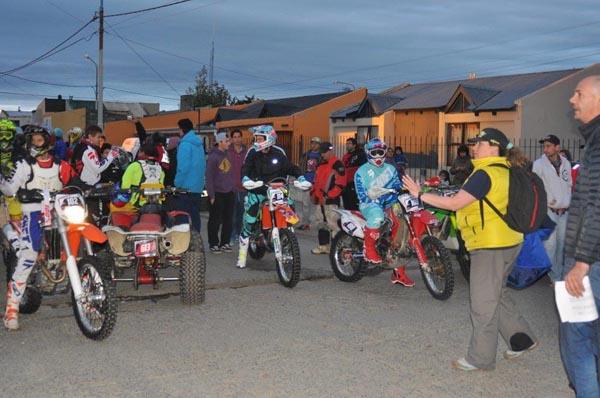 33° Vuelta a la Tierra del Fuego.