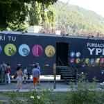 El tráiler de la Fundación YPF visitará por primera vez la Provincia