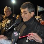 Emotiva Vigilia por Malvinas a 34 años de la Gesta
