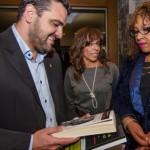 Invitada especialmente por el intendente Walter Vuoto Ushuaia recibió a la embajadora de Sudáfrica