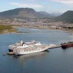 Nación invertirá 930 millones de pesos en los próximos tres años Mejorarán la infraestructura portuaria de Ushuaia y Madryn para recibir cruceros turísticos