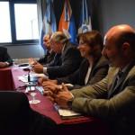 Poder Judicial de Tierra del Fuego Ushuaia fue sede del encuentro de la Comisión Directiva de la JuFeJus