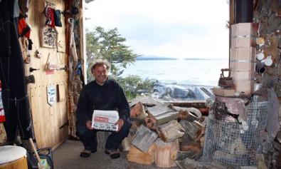 Roberto Berbel, director de Turismo de la Municipalidad de Tolhuin.