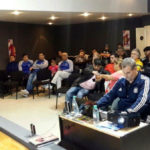 La Liga Oficial realizó Curso arbitral