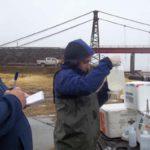 Controlan la calidad de las fuentes de agua de Río Grande, Tolhuin y Ushuaia