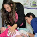 Incesante trabajo en el Centro de Salud N° 2