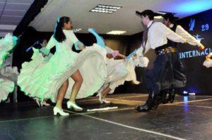 La ciudad de Río Grande homenajeó a la danza.
