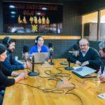 Visita con novedades en Radio Universidad