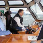 Fernández Campbell decidió retirar sus embarcaciones de Tierra del Fuego