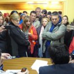 Se negó la participación a los gremios que siguen con medidas