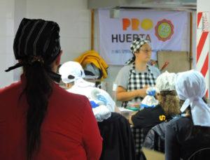 Tierra del Fuego apuesta a la alimentación saludable y la producción local.