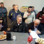 Se firmó convenio para obras de infraestructura en Arraigo Sur