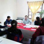 """Se realizó el primer encuentro denominado """"Jóvenes por el Derecho a la Educación"""""""