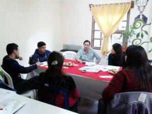 Entre los objetivos figuran generar espacios de participación y discusión sobre los distintos temas que interesan y preocupan a los jóvenes de la Provincia.