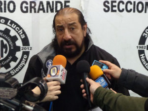 El diputado Oscar Martínez destacó el importante aumento conseguido para el primer semestre del año en curso, de 14 mil pesos en total, luego de las medidas de fuerza de la semana pasada que paralizaron la producción por cinco horas.