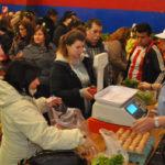 Con gran afluencia de público se desarrolló la Expo Mercado Central
