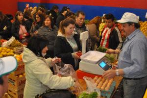 Sexta Edición de la Expo Mercado Central.