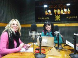 Lorena Uribe y Gabriela Bersier serán las conductoras del programa del Municipio de Río Grande