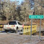 Vialidad provincial concluye la obra en el arroyo Mimiza