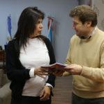 SEDRONAR elogió el trabajo del municipio de Río Grande