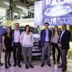 Sevillano presentó la Ford Ranger 2016