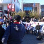 Universidades de todo el país unificaron su reclamo y se manifestaron en la calle