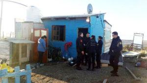 Una joven familia de nacionalidad boliviana murió intoxicada por presunta inhalación de monóxido de carbono.
