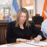 Bertone ratificó su postura de revocarle la concesión a Camuzzi Gas del Sur