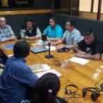 Las voces del CAAD se suman a Radio Universidad