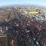 Más de 5 mil vecinos se movilizaron en contra del tarifazo al gas