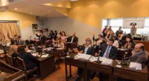 """La Legislatura llevará adelante """"la primera sesión ordinaria de este año"""", según confirmó el radical Pablo Blanco que, en su cuarto período como legislador, nunca vio tal precedente sin actividad legislativa."""