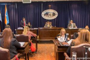 La Legislatura vuelve a sesionar después de siete meses.