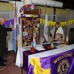 El Club de Leones Río Grande festejó 25 años