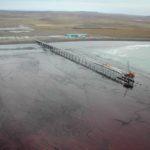Bertone anunció la reactivación de la obra Puerto Caleta La Misión
